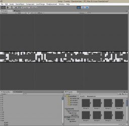 The Unity level creation tool I made to hasten the creation of levels.