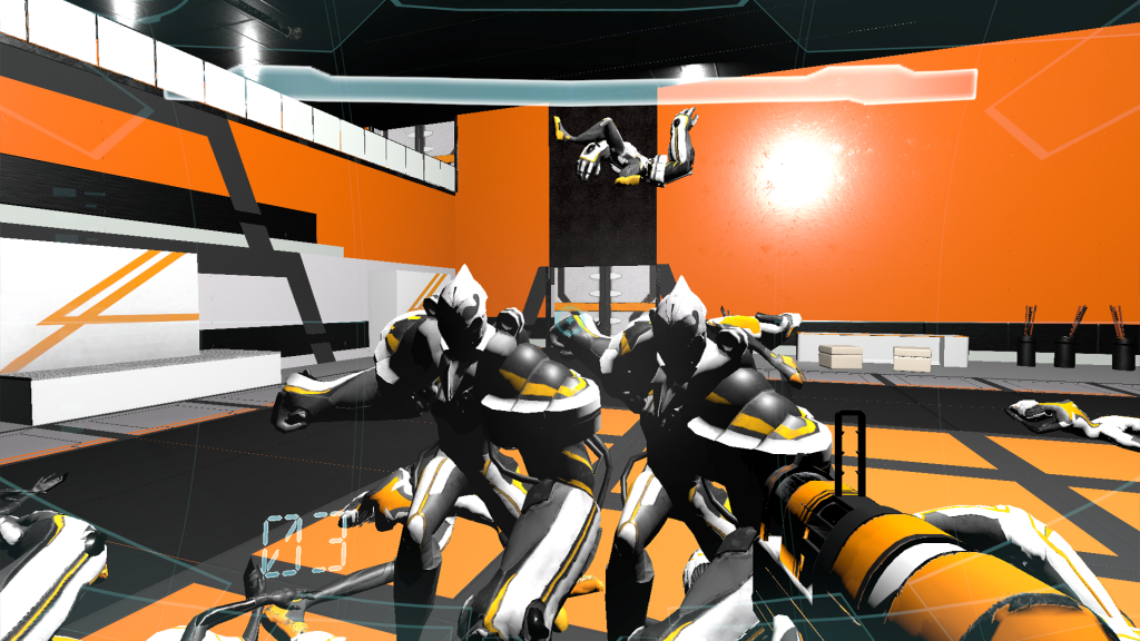 Ragdoll physics really makes the game alot more enjoyable!