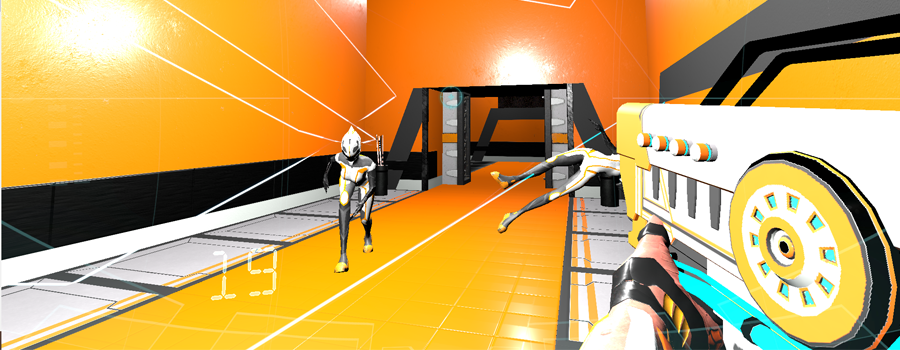 Cell - First Person Shooter
